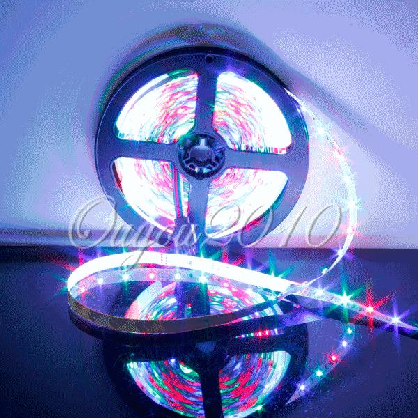 Ruban à LED découpable en rouleau à partir de 5 mètres