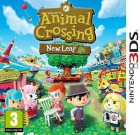 Animal Crossing: New Leaf sur 3DS