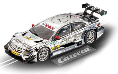 Voiture de circuit Carrera digital 1/32 AMG-Mercedes C-Coupe DTM - J.Green No.5