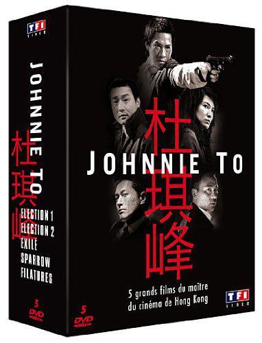 Coffret DVD Johnnie To