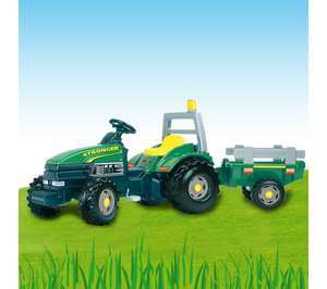 Tracteur Smoby TGM Stronger