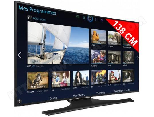 """TV incurvée 55"""" Samsung  UE55H6800 - Smart TV - Wifi  (ODR 150€)"""