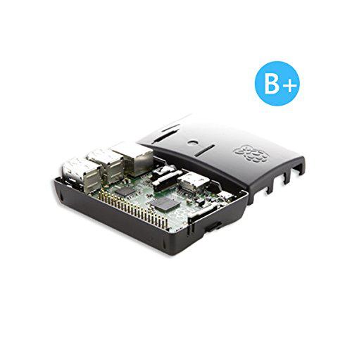 Nouveau Raspberry Pi Modele B+ 512MB Made in UK avec boitier Noir