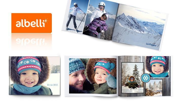 livre photo A4 rigide 30 pages