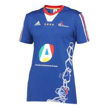Maillot de l'équipe de France Masculine de Handball 2014 Adidas