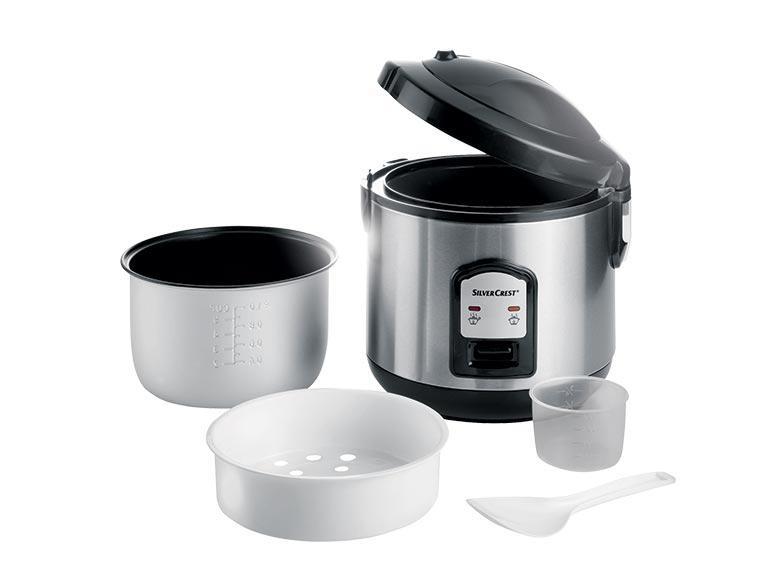Cuiseur de riz Silvercrest contenance 1L - 400 W