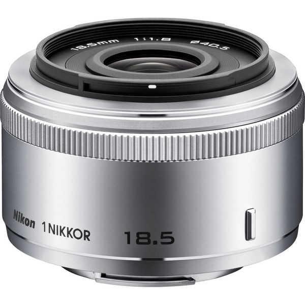 Objectif Nikon 1 Nikkor 18.5mm f/1.8