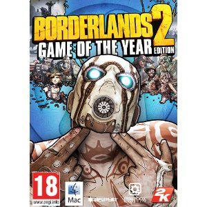 Borderlands 2 Game of The Year Edition sur PC , MAC et SteamOS (Dématérialisé - Steam)