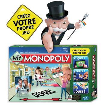 Jeu de société MY Monopoly (avec ODR de 50%)