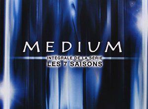 """Coffret DVD Intégrale de la série """"Medium"""" (Saisons 1 à 7)"""