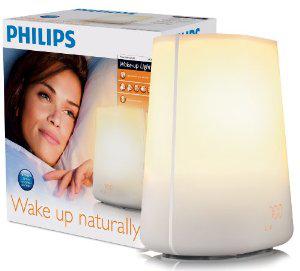 Réveil Simulateur d'aube Philips HF3475/01