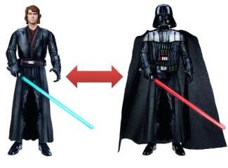 Figurine Electronique Hasbro 30 cm Star Wars Ultimate Vader