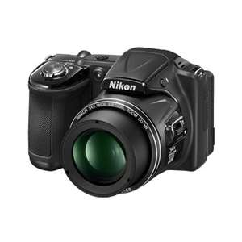 Appareil Photo Bridge Nikon L830 Noir - CMOS 16 MP Zoom 34x
