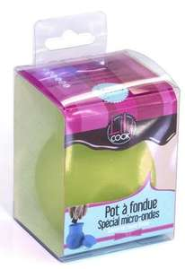 Fondue Chocolat Lily Cook (1 personne) Special Micro Onde Vert