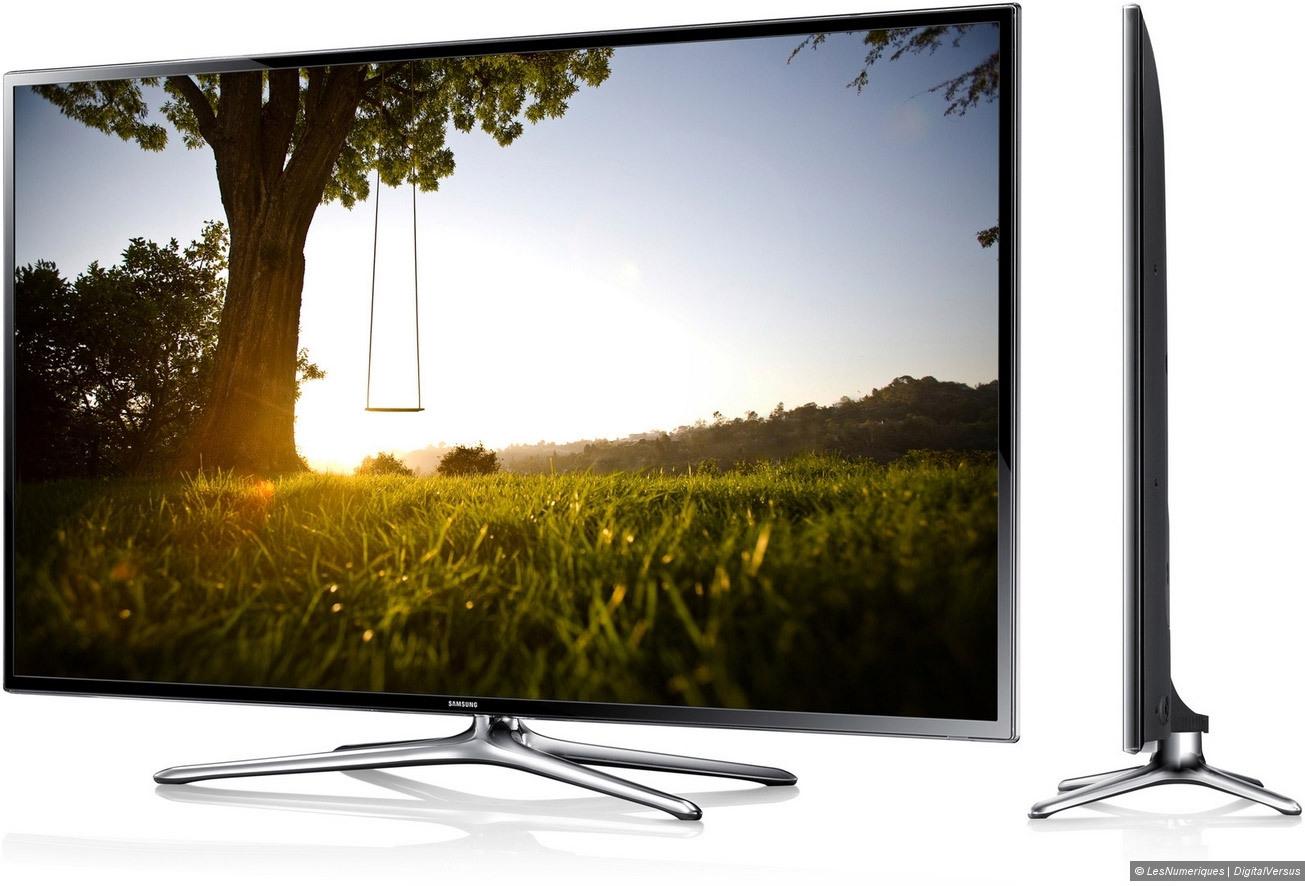 """TV LED 48"""" Samsung UE48H6400 - Smart TV, 3D"""