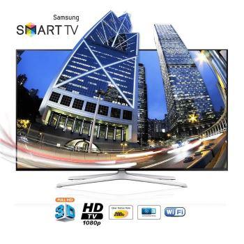 "Téléviseur 40"" Samsung UE40H6240 - Smart TV - 3D - LED (avec ODR 100€)"