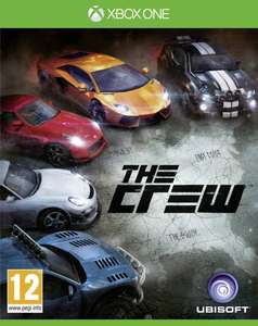 Jeu The Crew sur Xbox One / Port inclus