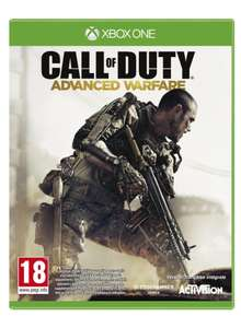 Jeu Call of Duty: Advanced Warfare sur Xbox One
