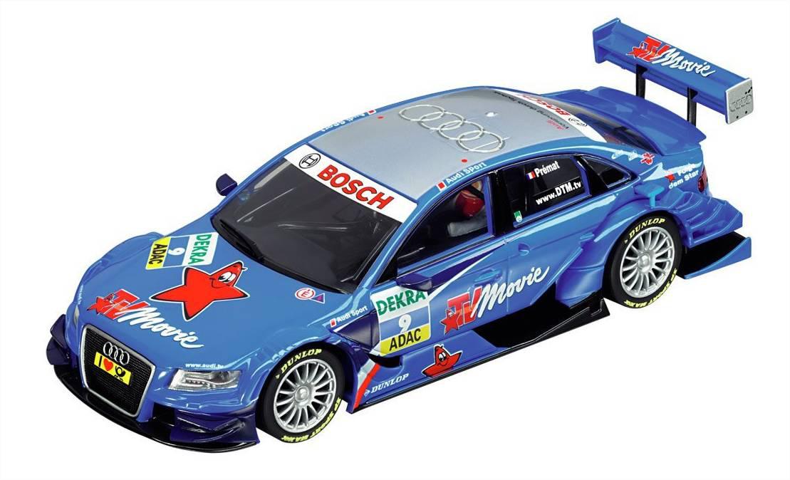 Voiture miniature Carrera 20027358: Audi A4 DTM Sport Team Phoenix - A. Préma, Echelle 1/32
