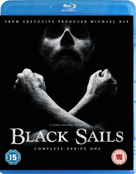 Blu-ray Black Sails saison 1