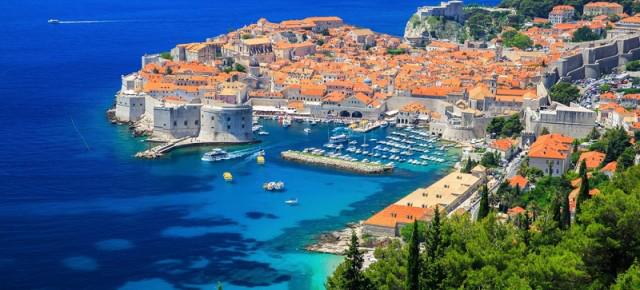 Vol A/R Nice - Dubrovnik pour cet été