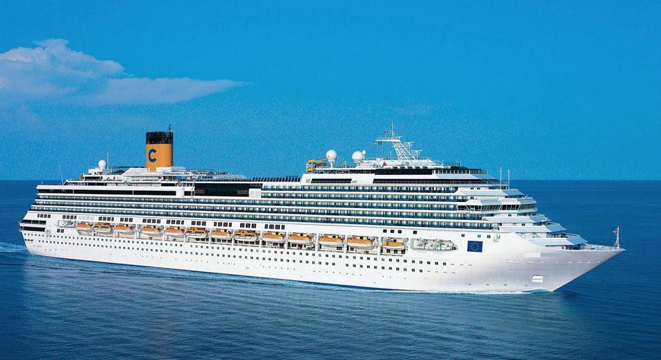 Croisière Transatlantique 27 jours : Caraïbes, Espagne, Grèce, Croatie sur le Costa Mediterranea (vol vers la Guadeloupe non inclus)