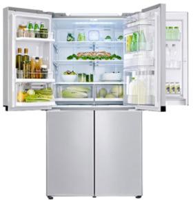 Réfrigérateur américain 4 portes LG GLC8839sc