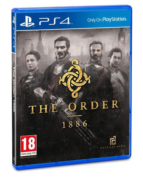 [Adhérents Fnac et Gaming] The Order 1886 PS4 sur PS4 (+15€ en chèque cadeau)