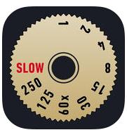 Application Slow Shutter gratuite sur iOS (au lieu de 1.99€)