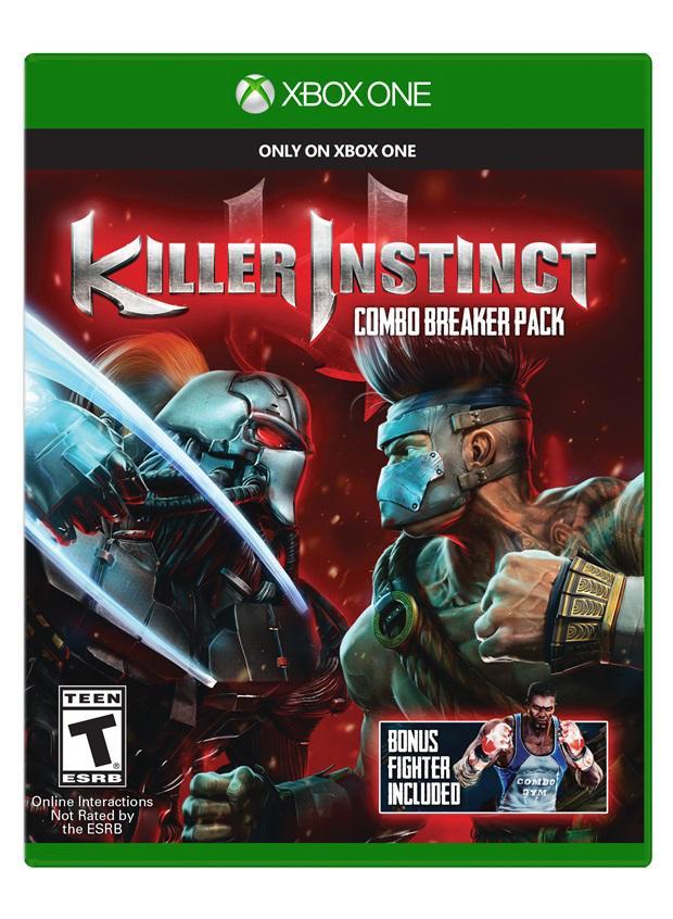 Jeu Killer Instinct Combo Breaker Edition Xbox One