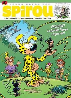 Le Journal de Spirou Offert en version numérique