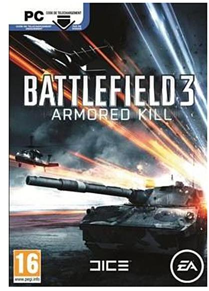 Extension Armored Kill pour Battlefield 3 sur PC