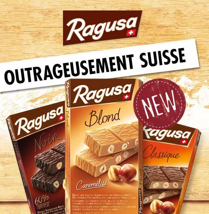 Tablette de Chocolat Ragusa