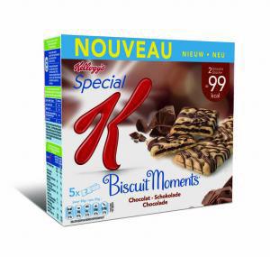 2 paquets de Special K Biscuits Moments (via Shopmium)