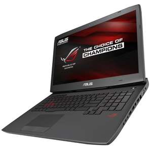 Folle journée Gaming - Ex: PC portable Asus ROG G751JY-T7067H (i7, SSD, GTX980M, Full HD)