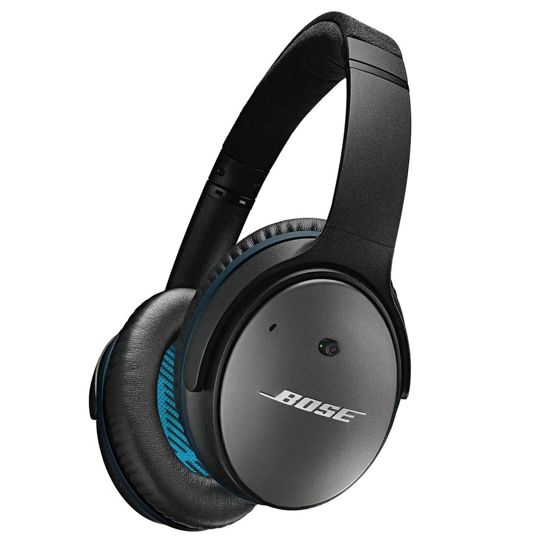 Casque à réduction de bruit Bose QuietComfort 25 - Noir