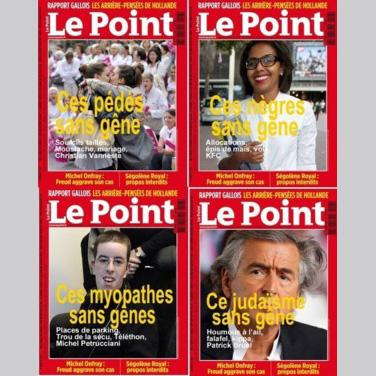 Abonnement gratuit de 8 numéros au magazine Le Point