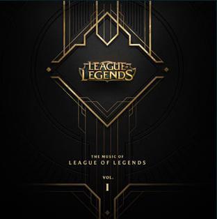 Album MP3 League of Legends gratuit