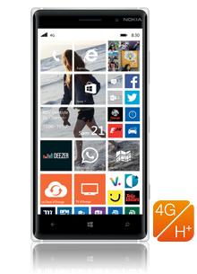 """Smartphone 5"""" Lumia 830 Orange (50€ ODR)"""