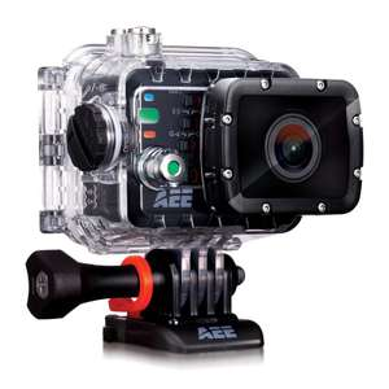 Caméra sportive AEE S51 - Full HD - Wifi - Ecran LCD