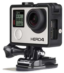 Caméra sportive GoPro Hero4 Black Adventure 12 Mpix