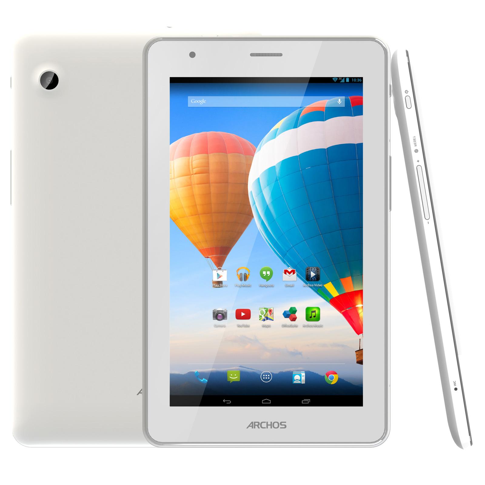 """Tablette 7"""" Archos 70 Xenon 4 Go (WiFi + 3G)"""