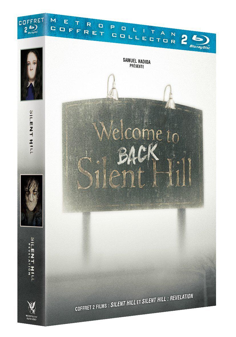 Coffret 2 Blu-ray Silent Hill + Silent Hill : Révélation