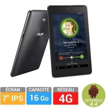 """Tablette 7"""" Asus Fonepad - 16Go - 4G Noir (ME372CL-1B008A)"""