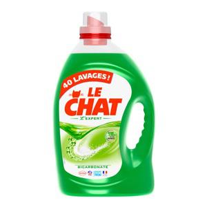 Lessive liquide 3 litres Le Chat eco-efficacité