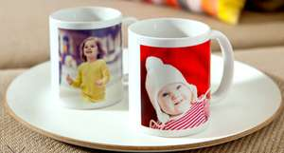 Mug personnalisable gratuit (3.90€ de frais de livraison)