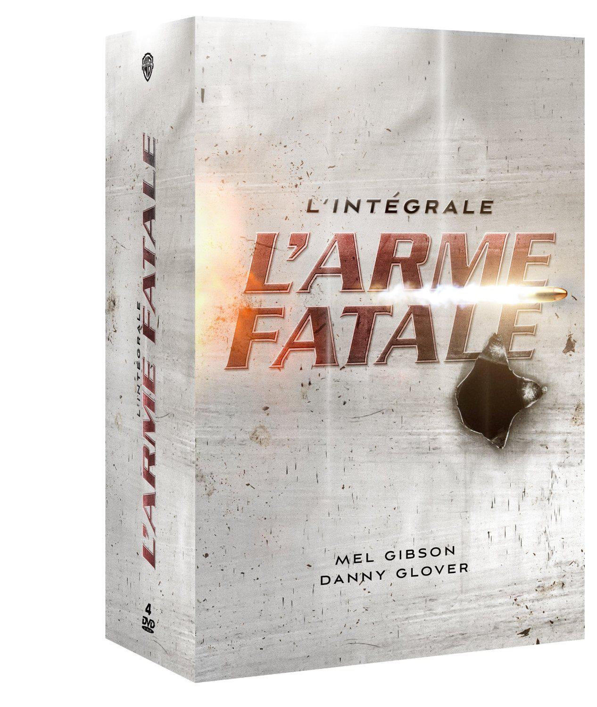 Coffret DVD Arme Fatale - L'intégrale