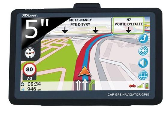 """GPS 5""""  Takara GP57V2"""