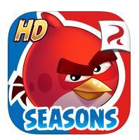 Jeux Angry Birds Seasons HD gratuit sur iOS (au lieu de 2,99€)