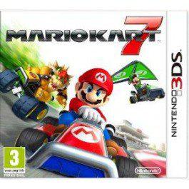 Jeu Mario Kart 7 (dématérialisé) sur nintendo 3DS